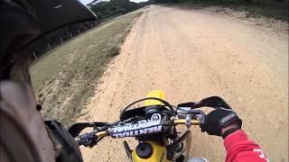 RMX 250 Top Speed