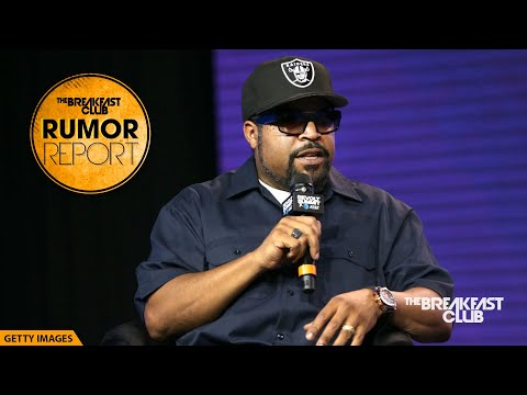 Let's Clarify Ice Cube's Intentions Of Working With The President