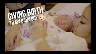Giving Birth | Naomi Neo