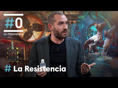 LA RESISTENCIA – Los peligros del gel hidroalcohólico#LaResistencia 04.02.2021