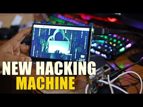My New Hacking Machine | With Big Screen | Small Tutorial + Giveaway