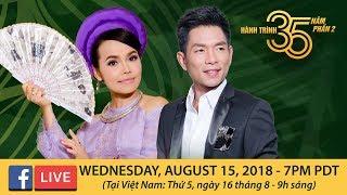 Livestream với Ngọc Hạ & Trần Thái Hòa - August 15, 2018