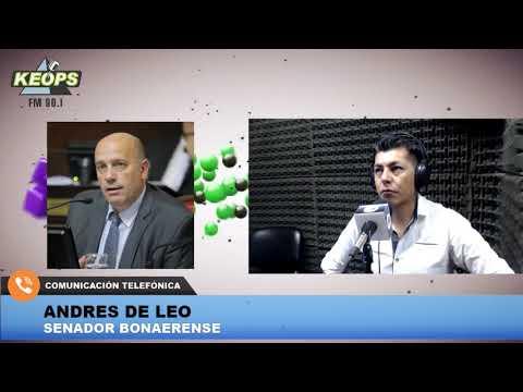Senador de Cambiemos reafirmó el liderazgo de Vidal y cuestionó a quienes quieren desplazarla