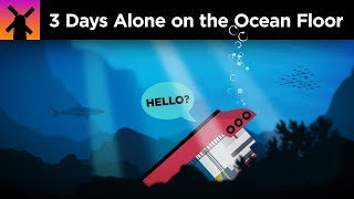 How 1 Guy Survived At the Bottom of the Ocean for 3 Days... Alone thumbnail