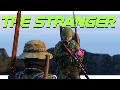 The Stranger... (DayZ)