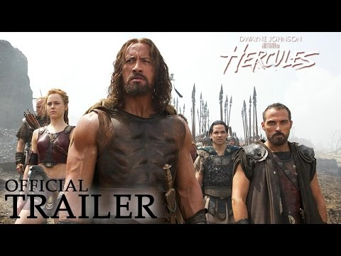 Hercules - Extended Cut - Official Trailer (HD)
