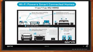Wireless Connectivity Front End Solutions -- Qorvo and Mouser Electronics
