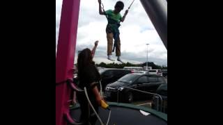 Naughty Boy 陈問,bungee Jump