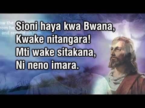 Msalaba ndio asili ya mema