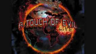 Judas Priest - Angel - Russian Touch Of Evil Live - Bonus track