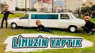 RENAULT TOROS'DAN LİMUZİN YAPTIK!