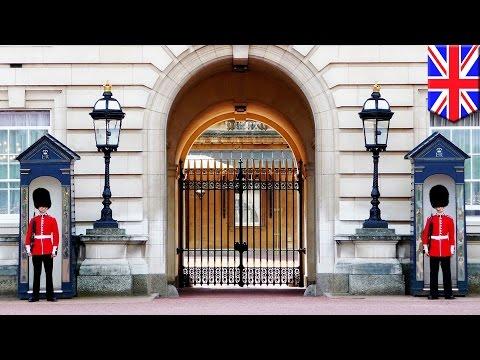 Buckingham Sarayı'nı 360 Ziyaret Edin
