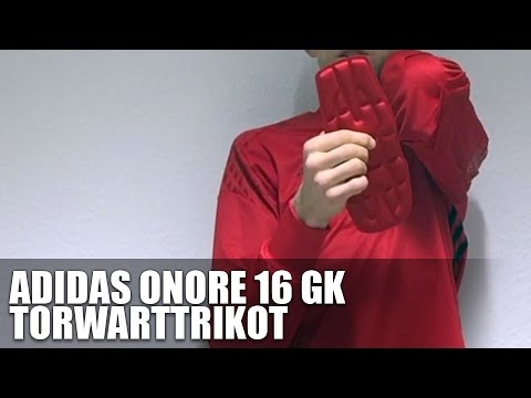Adidas Onore Top 16 GK (Torwarttrikot 2016/2017) Football