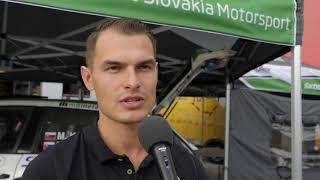 Rallye Trebišov - ŠKODA Slovakia Motorsport - piatok