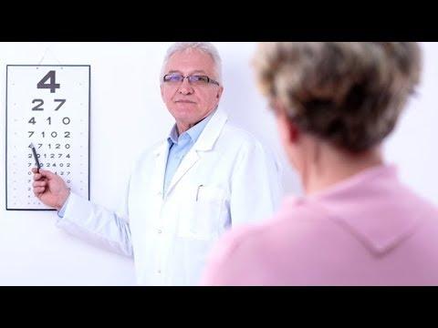 Látás vitiligo-val