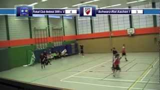 preview picture of video 'Freundschaftsspiel FC Nettetal I vs. Schwarz-Rot Aachen I 7:6 (03.11.2012)'