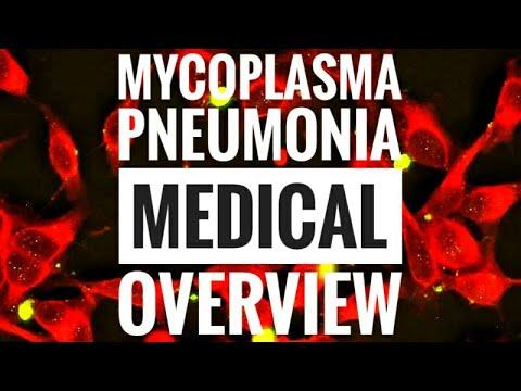 Video Mycoplasma pneumoniae (Walking Pneumonia)