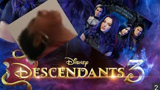 descendants 3 uma trailer reaction - TH-Clip