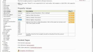 HTML style attribute explained