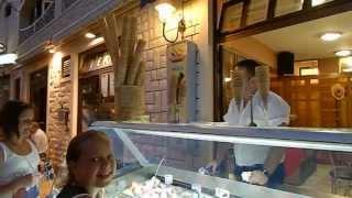 Zmrzlinář v Gradacu