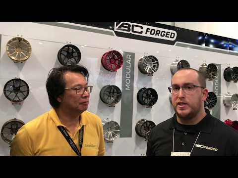 Lotus Evora Wheels: Introducing BC Forged
