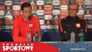 EURO 2016. Cięta riposta Grzegorza Krychowiaka