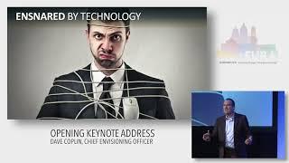 EuRA Opening - Dave Coplin keynote speaker