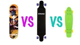 What To Choose: Skateboard, Longboard Or Cruiser
