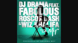 DJ Drama - Oh My (Bass Boost)