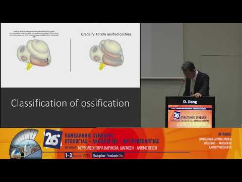 D. Jiang - Cochlear implantation in difficult cases