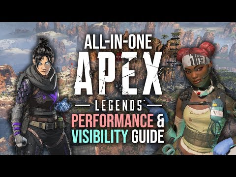 Improve Performance & Visibility In Apex Legends! (ALL-IN-ONE GUIDE)