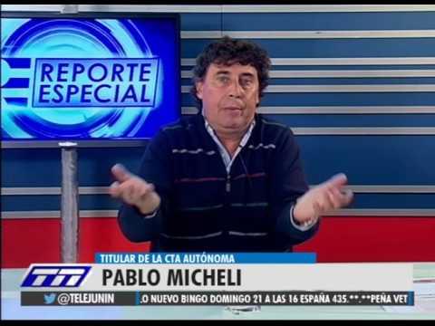 Entrevista a Pablo Micheli