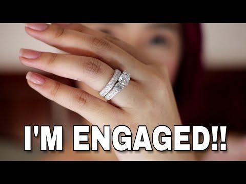 I'M ENGAGED! FT. JEULIA JEWELRY (PERFECT ENGAGEMENT RING!) | Philippines | Erika Lim