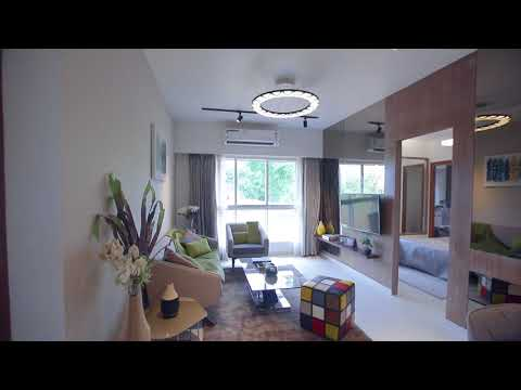3D Tour of Wadhwa Wise City South Block Phase I Plot RZ8 Building 3 Wing C3