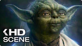"STAR WARS 8: The Last Jedi ""Yoda Visits Luke"" Clip (2017)"