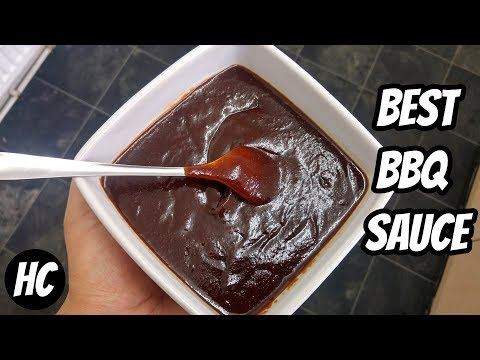 How to make BBQ Sauce ? BBQ Sauce Recipe