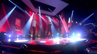 JLS - The Club Is Alive Live on Alan Carr - Chatty Man 2010