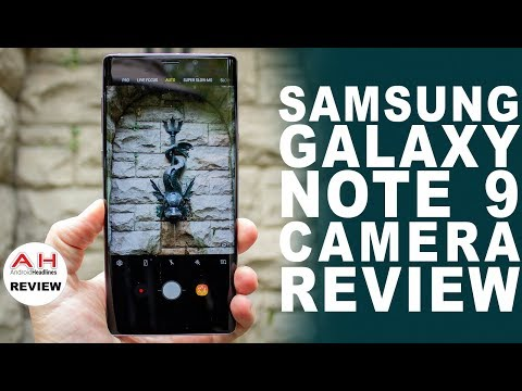 Samsung Galaxy Note 9 Camera Review – Unleash the Dragon