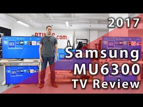 Samsung MU6300 LED 2017 TV Review – Rtings.com