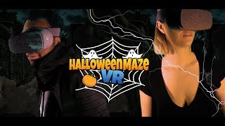 Halloween Maze VR Game now available!