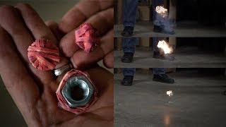 Testing Penny Flash-Bangs