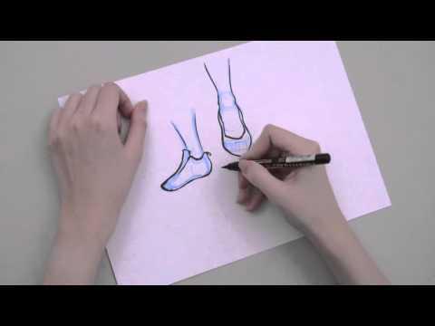 Comme faire correctement lautomassage des pieds à la varicosité