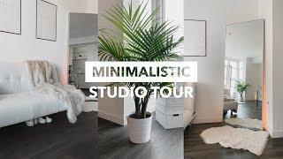 APARTMENT TOUR | Design & Minimalistic Studio