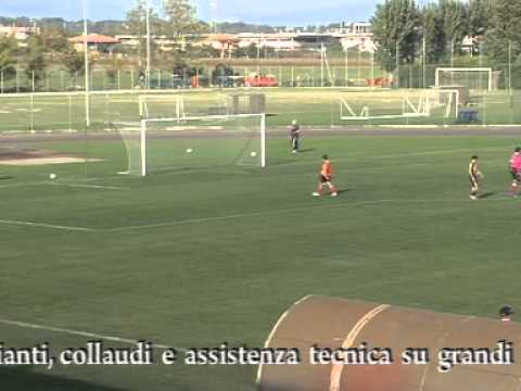 Preview video Video ufficiale: Castelfranco CF - Oristano = 1 - 0