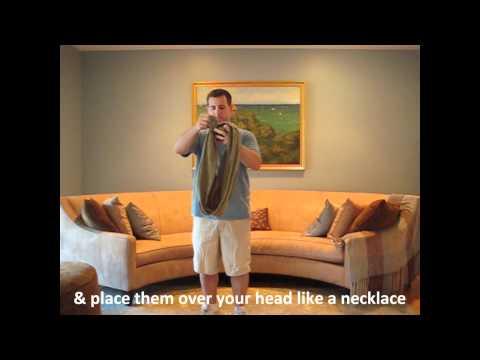 Baby Ktan Kangaroo Position Instructions