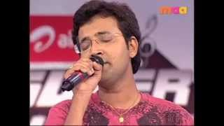 Heart touching song in Super singer 7  by SRI KRISHNA