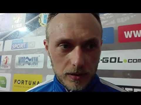 Lech po meczu Stomil Olsztyn - Wigry Suwałki 1:2