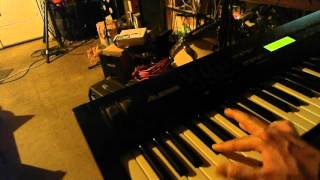 """""""World Full Of Nothing"""" by Depeche Mode (keyboard/vocal cover) -Brian Soto"""