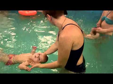 Водные процедуры: бассейн