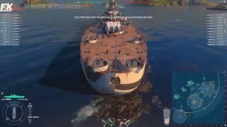 World of Warships - Ship so broken it has no RNG